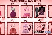 Le'La Design Valentine's Day Hunt - Teleport Hub - teleporthub.com