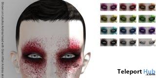 Aelfhare Makeup Pack L'HOMME Magazine February 2018 Group Gift by Zibska - Teleport Hub - teleporthub.com