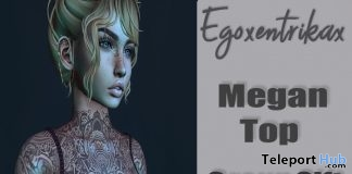 Megan Top Normal & Sheer Edition February 2018 Group Gift by Egoxentrikax - Teleport Hub - teleporthub.com