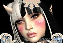 Love Potion Makeup Omega Applier February 2018 Group Gift by La Malvada Mujer - Teleport Hub - teleporthub.com