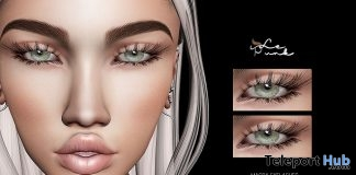 Magda Eyelashes March 2018 Group Gift by LePunk - Teleport Hub - teleporthub.com