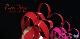 Hearts Headband Valentine 2018 Group Gift by Parx Design - Teleport Hub - teleporthub.com