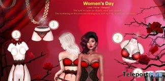 Lisan Women's Day Hunt 2018 - Teleport Hub - teleporthub.com