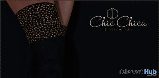Demet Boots Valentine 2018 Subscriber Gift by ChicChica - Teleport Hub - teleporthub.com