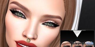 Basic Cat Eyeliner Pack For Lelutka Heads 50L Promo by LEETH - Teleport Hub - teleporthub.com