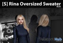 New Release: [S] Rina Oversized Sweater by [satus Inc] - Teleport Hub - teleporthub.com