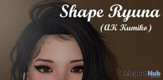 Ryuna Shape For AKERUKA Kumiko Head 5L Promo Gift by Be you - Teleport Hub - teleporthub.com