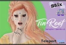 Tin Roof Makeup With Omega Applier February 2018 Group Gift by Stix - Teleport Hub - teleporthub.com