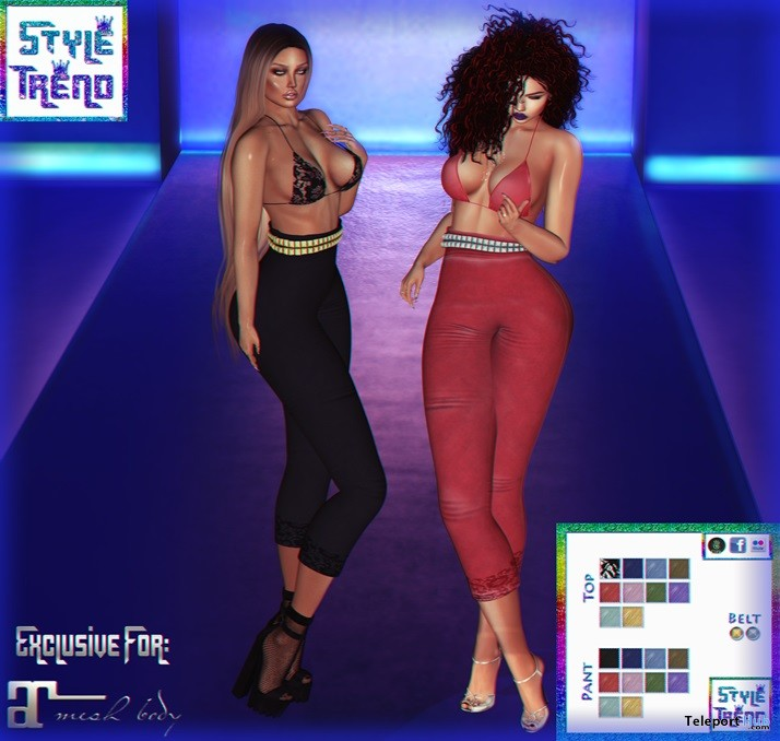 Tight Outfit 50L Promo by Style Trend - Teleport Hub - teleporthub.com
