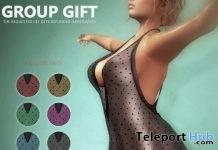 Suzie Semi-Sheer Mini Dress Fatpack Teleport Hub Group Gift by HEC - Teleport Hub - teleporthub.com