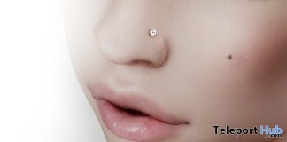 Hizma Nose Piercing 1L Promo Gift by EUPHORIC - Teleport Hub - teleporthub.com