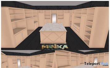 Closet Kit Limited Time Sale Promo by minkA! - Teleport Hub - teleporthub.com