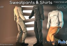 Sweatpants & Shirts Premium March 2018 Group Gift by GUTCHI - Teleport Hub - teleporthub.com