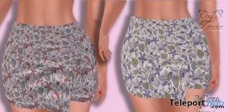 Mesh Skirt March 2018 Group Gift by 13Treze - Teleport Hub - teleporthub.com