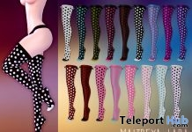 Sweetie Dots Stockings March 2018 Group Gift by MAAI - Teleport Hub - teleporthub.com