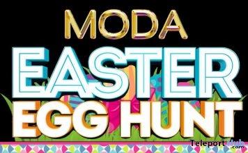 Moda Easter Egg Hunt 2018 - Teleport Hub - teleporthub.com