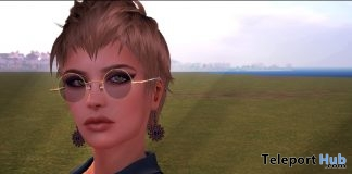 Round Glasses Unisex March 2018 Group Gift by PARIS METRO COUTURE - Teleport Hub - teleporthub.com