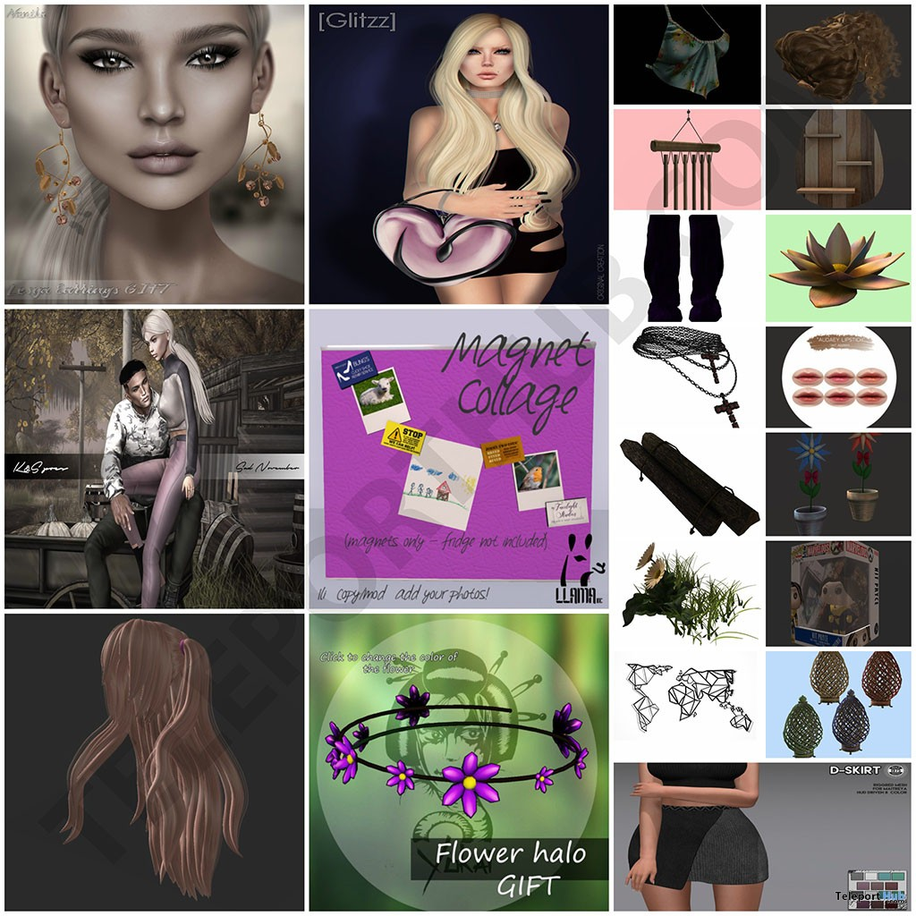 Several Group Gifts At The Imaginarium March 2018 Round by Various Designers - Teleport Hub - teleporthub.com