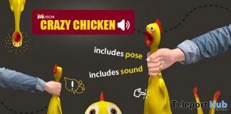 Crazy Chicken 1L Promo Gift by MUSCHI - Teleport Hub - teleporthub.com