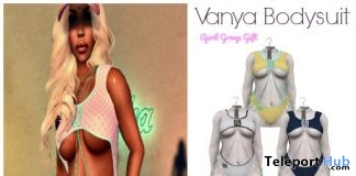 Vanya Bodysuit April 2018 Group Gift by Sevyn East - Teleport Hub - teleporthub.com