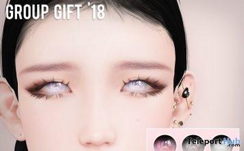 Juno Crystal Eyes April 2018 Group Gift by {S0NG} - Teleport Hub - teleporthub.com