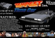 Time Machine Car Gift by Tempest Inc Creations Company - Teleport Hub - teleporthub.com