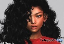 Aliyah Shape May 2018 Gift by Xuxu - Teleport Hub - teleporthub.com
