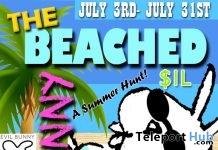 The Beached Bunny Hunt 8 (2018) - Teleport Hub - teleporthub.com