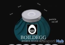 ByeBye Fever Reducer Pouch May 2018 Gift by BOILDEGG - Teleport Hub - teleporthub.com