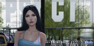 Anita Jeans Top Fatpack May 2018 Group Gift by Loki - Teleport Hub - teleporthub.com