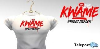 T-shirt Drip Tag 1L Promo Gift by KWAME - Teleport Hub - teleporthub.com