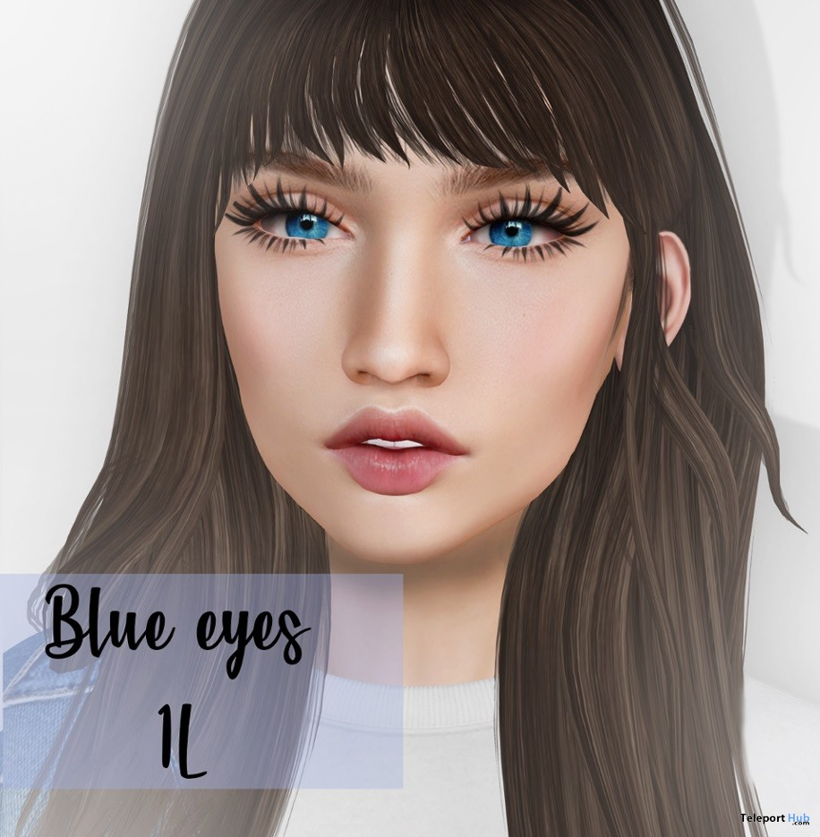 Blue Eyes 1L Promo Gift by Be You - Teleport Hub - teleporthub.com