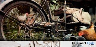 New Release: Dacha Set - Tricycles & Decors by Nutmeg @ Shiny Shabby May 2018 - Teleport Hub - teleporthub.com