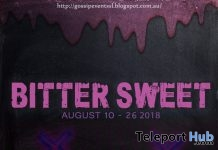 Bitter Sweet Event - Teleport Hub - teleporthub.com