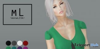Anna Dress Fatpack May 2018 Group Gift by monaLISA - Teleport Hub - teleporthub.com