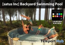 New Release: Backyard Swimming Pool by [satus Inc] - Teleport Hub - teleporthub.com