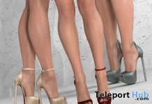 Sky Heels June 2018 Group Gift by Vanilla Bae - Teleport Hub - teleporthub.com
