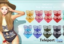Swimming Suits 50% Off Promo by {amiable} @ N21 June 2018 - Teleport Hub - teleporthub.com