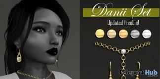 Danii Jewelry Set Updated Pack June 2018 Gift by OXIDE - Teleport Hub - teleporthub.com