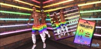 Gay Pride Sweatpants June 2018 Gift by Troglodyte - Teleport Hub - teleporthub.com