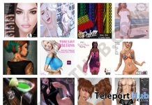 Several 10L Promo Gifts @ Jersey Shore 3 June 2018 by Various Designers - Teleport Hub - teleporthub.com