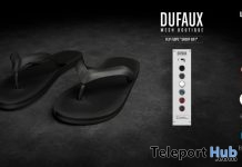 Flip Flops Gift by DUFAUX - Teleport Hub - teleporthub.com