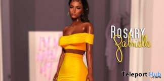 Gabrielle Fatpack Outfit July 2018 Group Gift by Rosary - Teleport Hub - teleporthub.com