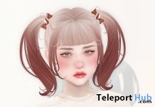 Bonbon Bon Hair July 2018 Group Gift by NANI - Teleport Hub - teleporthub.com