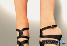 Claudia Sandals July 2018 Group Gift by Pure Poison - Teleport Hub - teleporthub.com