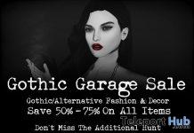 Gothic Garage Sale 3 - Teleport Hub - teleporthub.com