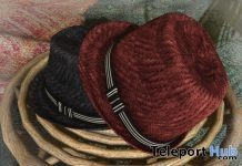 Panama Hat July 2018 Group Gift by K - Teleport Hub - teleporthub.com