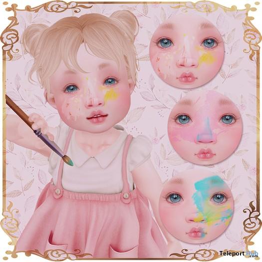 Paint Mess Face Omega Applier 1L Promo Gift by LeMomo - Teleport Hub - teleporthub.com