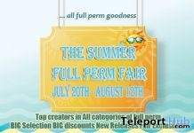 The Summer Full Perm Fair 2018 - Teleport Hub - teleporthub.com
