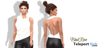 Veronica Outfit September 2018 Group Gift by BlackRose - Teleport Hub - teleporthub.com